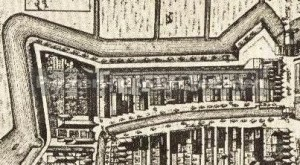 stadplattegrond 1680