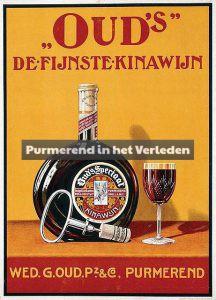 oud purmerend wijn